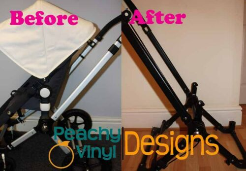 Bugaboo Cameleon 1 Chassis Vinyl Wrapping Kit Pre-Cut HIGH QUALITY VINYL