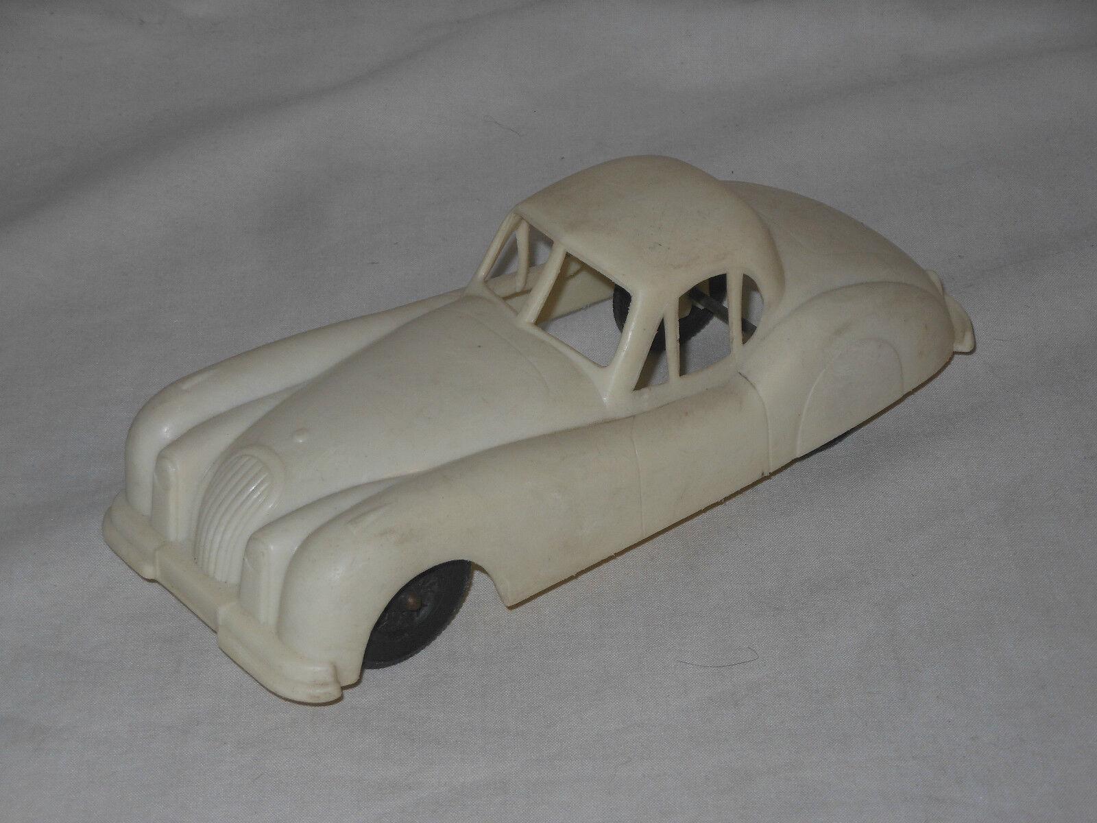 Vintage Toy Car - JAGUAR - 20 cm - Made in Germany - 50èr Years