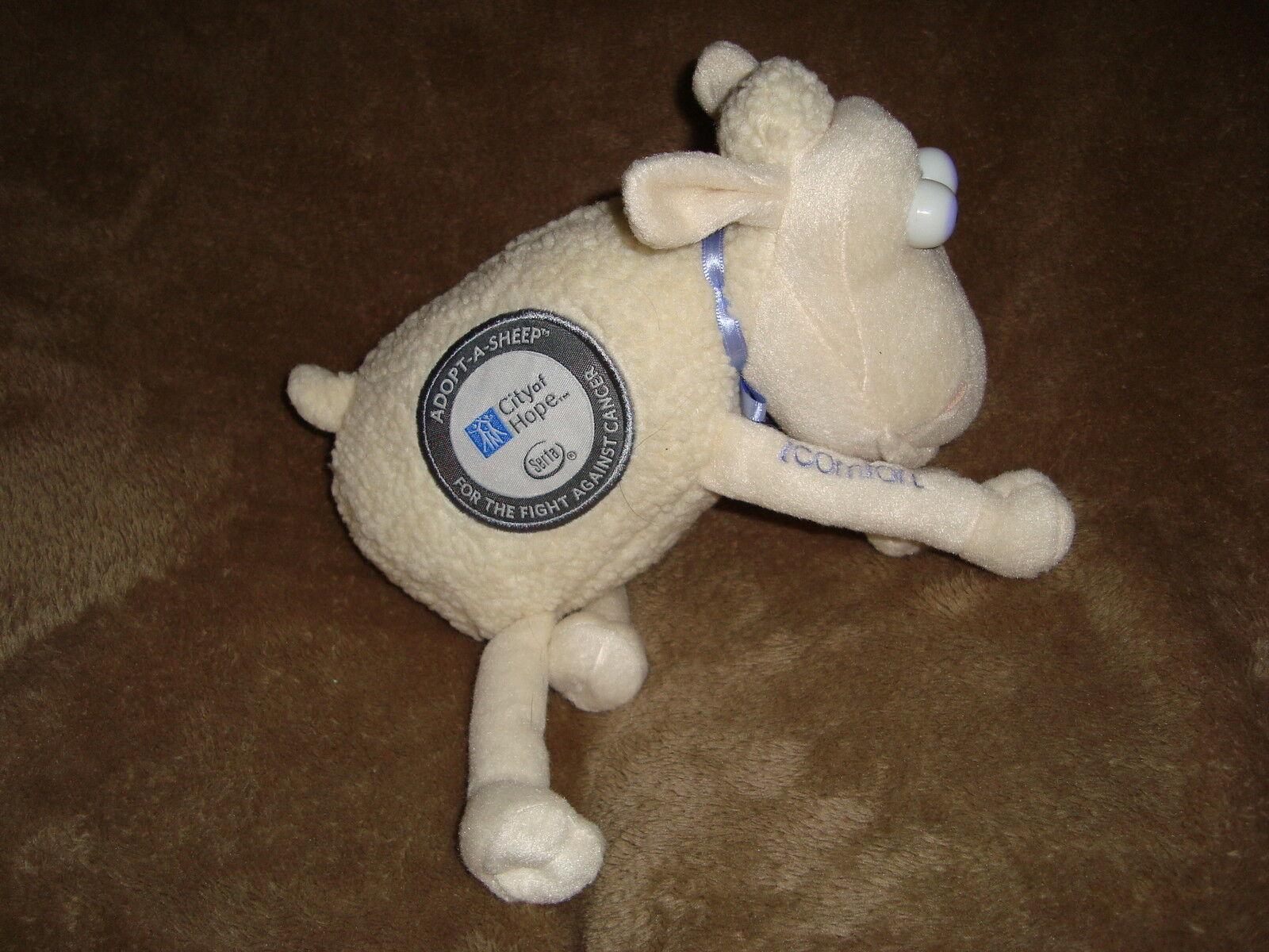 Serta sheep Hope icomfort City of Hope sheep cancer reseach   60 Plush and Beans 8