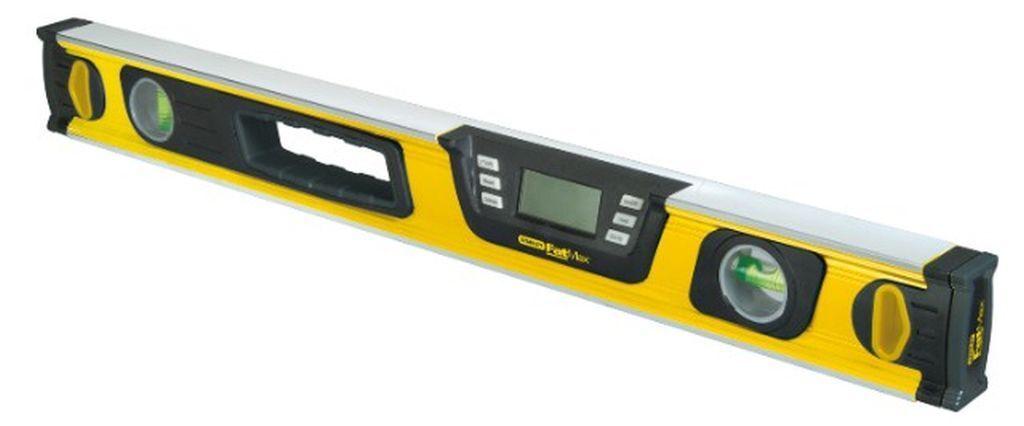 Stanley - Neigungsmesser FatMax  120 cm - digital  Wasserwaage -  0-42-086