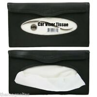 2 Tempo Car Visor Tissue Holders With Tissues Free Shipping