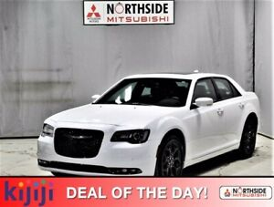 2020 Chrysler 300 AWD S PLUS Accident Free,  Navigation (GPS),  Leather,  Panoramic Roof,  Back-up Cam,  Bluetooth,