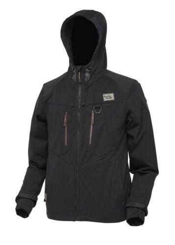 Savage Gear Simply Savage Softshell Jacket Gr und wasserdicht L Jacke wind