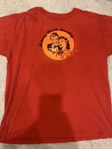 Vintage Taking Back Sunday Shirt