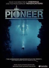 Pioneer  Stephanie Sigman Wes Bentley Aksel Hennie  (DVD, 2015) WS Norway