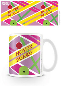 Boxed Mug Ceramic in Gift Box - Back To The Future Hoverboard - MG23986