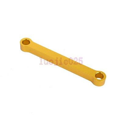 122040 HSP 102040 Ackerman Plate For RC 1/10 Model Car 02074 Spare Parts Yellow