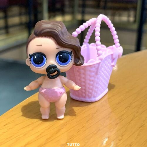 With bag LOL Surprise LiL Sisters L.O.L POSH doll toy SERIES 2 COLOR CHANGE