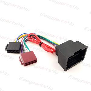 Tremendous Iso To Vauxhall Opel Insignia 2009 Radio Stereo Harness Adapter Wiring 101 Hemtstreekradiomeanderfmnl