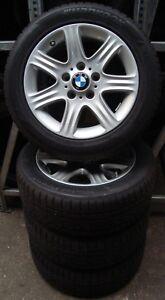 4-BMW-Roues-Hiver-Styling-377-205-55-r16-91-H-M-S-1er-f20-f21-2er-f22-f23-rdci