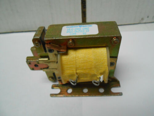 A412-062510-10  GUARDIAN SOLENOID 240VAC 4.3 LB PULL  NEW OLD STOCK