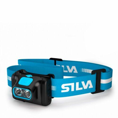 Silva Lampe Scout XT Blue Lampe frontale Lampe au Chapeau lauflampe