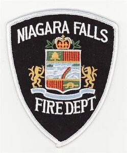 Canada-Niagara-Falls-Fire-Department-Patch
