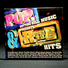 Notting Hill Music Presents Pop - Beyonce, Britney Spears, Outkast - music cd