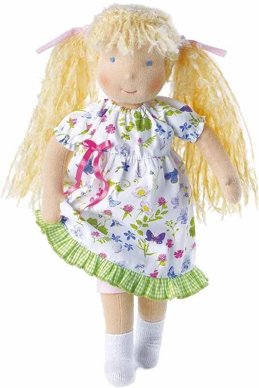Käthe Kruse, Waldorf Doll Anna 38 cm, Art-Nr. 38024 ,Neu