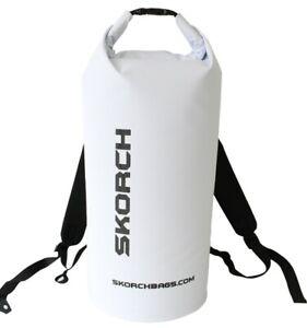 Skorch-Dry-Bag-backpack-30L-white-brand-new