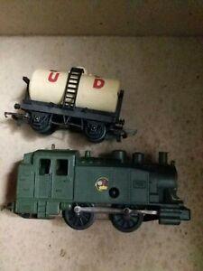 Bulk-Jouef-Hornby-Train-Track-Set-RAILWAYS-OO-Gauge-VINTAGE-Engine-turn-outs