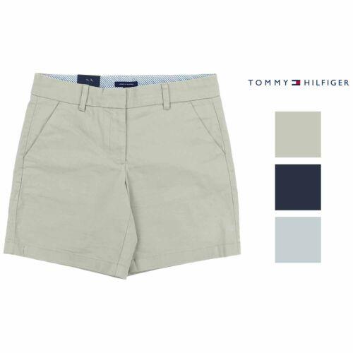 Tommy Hilfiger Womens Chino Walking Shorts