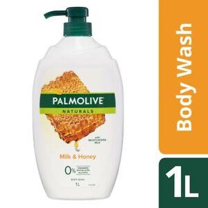 Palmolive Milk & Honey Shower Gel 1L