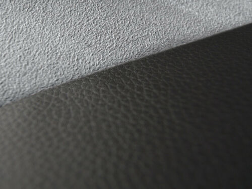 Car seat covers fit PEUGEOT 3008 full set black//grey leatherette