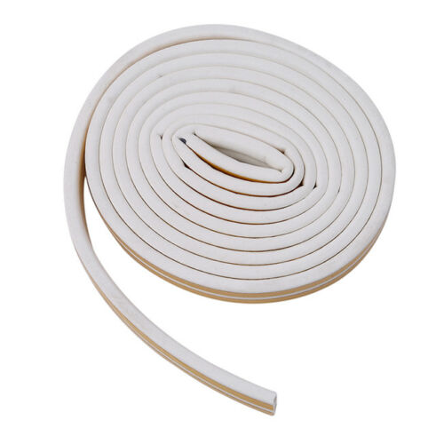 Draught Excluder Weather Seal Strip Noise Insulation Door Window Sticky Tape SL
