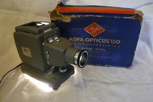 Diaprojektor Agfa Opticus 150