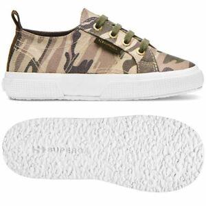 Superga-Scarpe-ginnastica-Bambina-2750-LAMECAMOJ-Tempo-libero-Sneaker