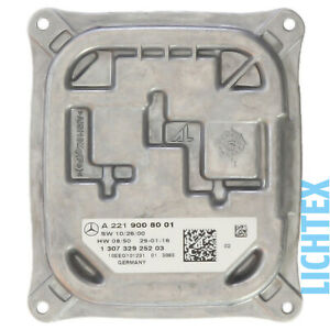 ORIGINAL-AL-1307329252-LED-Modul-Abblendlicht-Blinker-Scheinwerfer-Steuergerat