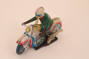 Ms-702-Motorcycle-Tin-Toy-Toy-Drive-Movement-Motorcycle-Riders