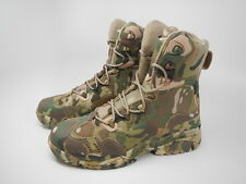 New Mens Spider 8.1 HPI  Multicam Size 13 Hiking Military Boots