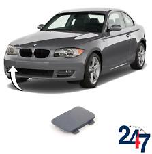 JS BMW 1/' Series E82 E88 M Sport Front Bumper Tow Eye Cover