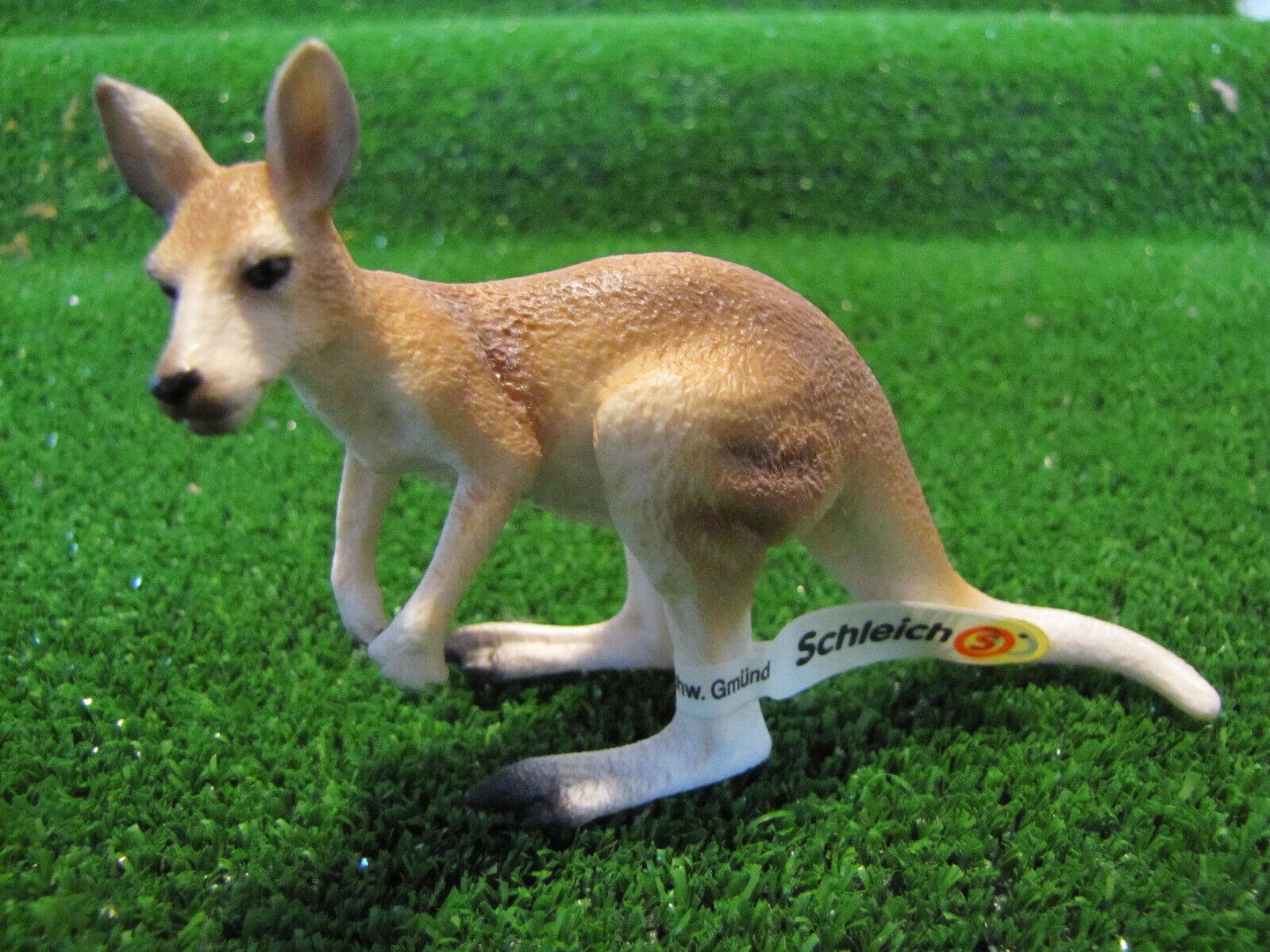 SCHLEICH 14608 canguro giovane nuovo