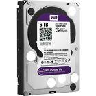 WD Wd6npurx Purple NV Surveillance Storage 6 TB Hard Drive 6tb SATA GB S