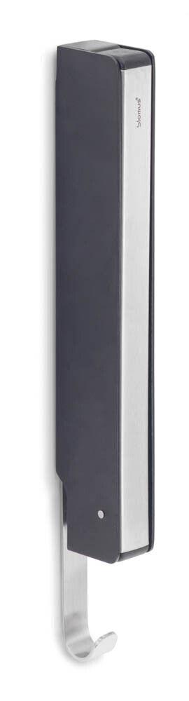 Blomus Wandgarderobe Wandgarderobe Wandgarderobe Lanca schwarz | Verschiedene Arten und Stile  067205