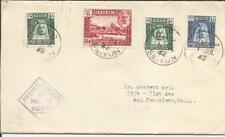 Aden KATHIRI STATE OF SEIYUN-SG#1(x2)#4,#3-SEIYUN 1/JUL/42-FIRST DAY-WWII