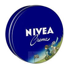 [NIVEA] TALES Creme Blue Tin Lotion 60ml GERMANY (LIMITED Leo Rabbit Race)