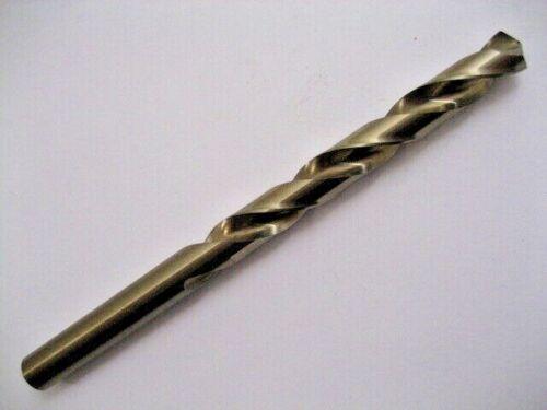 5.25mm COBALT JOBBER DRILL HSSCo8 HEAVY DUTY EUROPA TOOL OSBORN 8207020525  P172