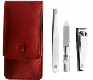 Zwilling-Classic-Inox-Manicure-Set-Manicure-Case-Nail-Care-Bag-Case