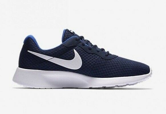 Nike männer tanjun laufschuhe mitternacht marine 812654-414 c