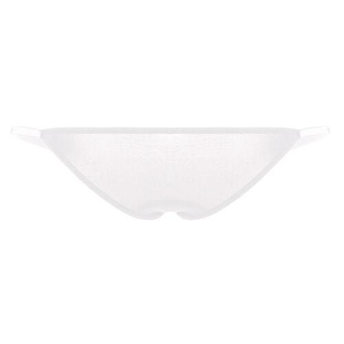 US Womens Micro Sheer Lingerie Low Rise G-string Thong Bikini Briefs Underwear