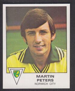 Panini-Fútbol 80 # 265 Martin Peters-Norwich