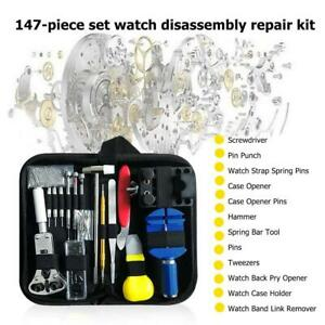147pcs-set-Pro-for-Watch-Case-Opener-Link-Remover-Screwdriver-Repair-Tools-Kit