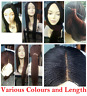 Handmade Braided Wig, Full Twist Lace Wig**Million Braids**Free First class Post