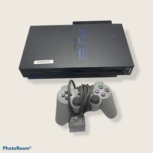 Sony PlayStation 2 Console Bundle Fat PS2 Preowned. Tested/Working