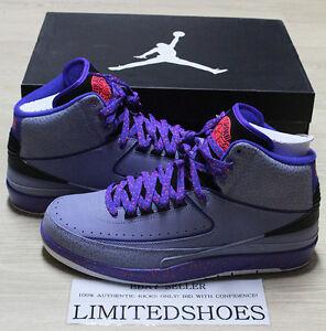 jordan 2 purple
