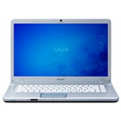 Sony Vaio VGN-NW350F/S Laptop Intel 2.2Ghz 4GB 320GB BLURAY 15.5 WiFi CAM Win7