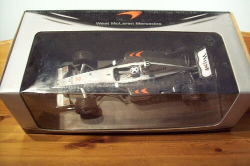 118 MCLAREN MP414 DAVID COULTHARD WEST EDITION BOX