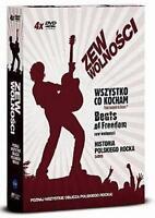Zew Wolnosci -beats Of Freedom, Wszystko Co Kocham, Historia Polskiego Rocka Dvd