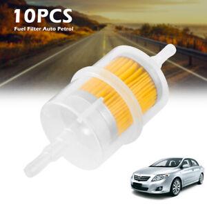 8/mm Moto Machines automatique 2/x universel Grande /à essence de voiture Inline filtre /à carburant Compatible avec 6