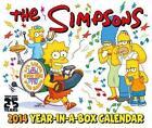 Official The Simpsons Desk Block 2014 Calendar by Paperback Book Shippi
